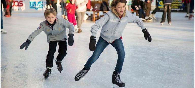 Eislaufen in Polen