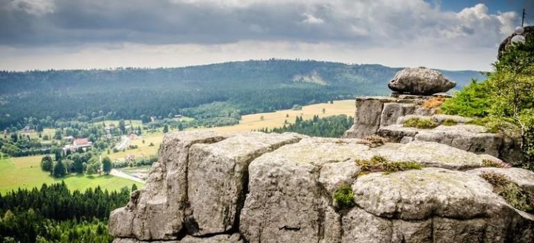 Der Gory Stolowe Nationalpark