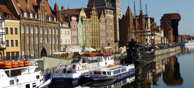 Woiwodschaft Pommern (poln. Województwo pomorskie)