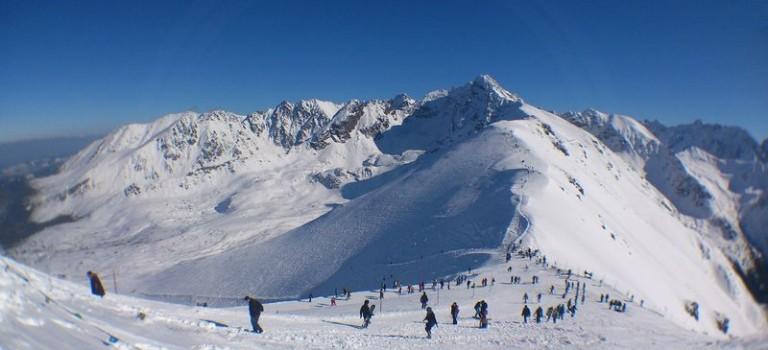 Skisport in Polen
