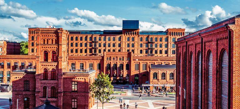 Lonely Planet empfiehlt Łódź