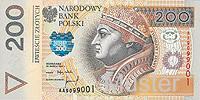200 Zloty